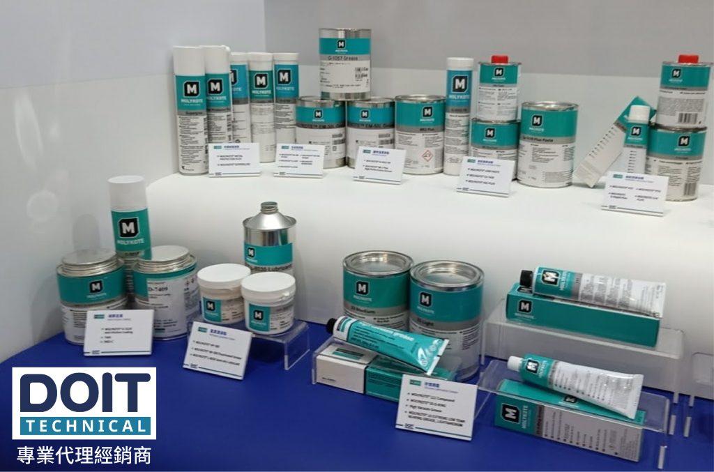 杜邦Molykote潤滑油系列/DOIT專業代理經銷商